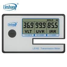 Linshang LS162 портативный передатчик метр для солнечной пленки стекло окно оттенок с VL пропускания УФ ИК отбраковка Блокировка скорость