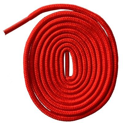 200 см очень длинные круглые шнурки Шнуры Веревки для ботинок martin спортивная обувь - Цвет: 3 red