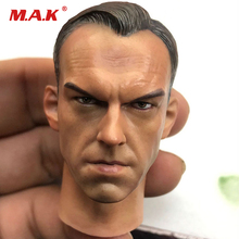 New Popular 1:6 Scale  Accessory Hugo Weaving Head Sculpture Suitable for 12 inches Body Collectable
