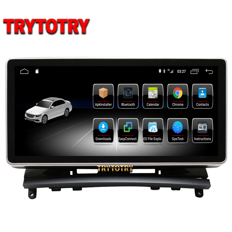 for benz c class w204 2008 2010 android 7 1 car stereo car audio dvd player head unit stereo gps. Black Bedroom Furniture Sets. Home Design Ideas