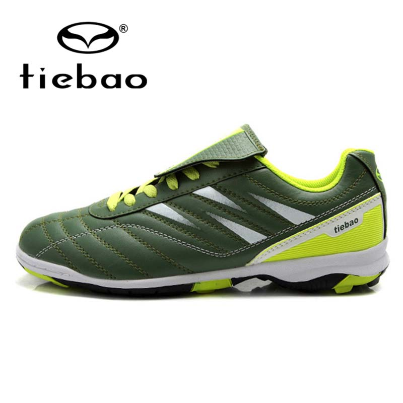 d18360fa1 TIEBAO Professional Outdoor Soccer Shoes TF Turf Sole Football Shoes  Sneakers Children Kids Teenagers Athletic Training Shoes-in Athletic Shoes  from Mother ...