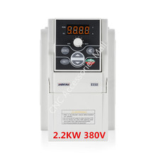 Original AC380V Frequency Inverter E550-4T0022B VFD 2.2kw E550 1000HZ with RS485 interface, support MODBUS