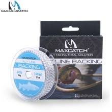 Maximumcatch 30LB 100Yards Fly Backing Line Braided Fly Fishing Line