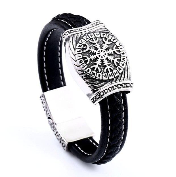 bracelet viking boussole  1