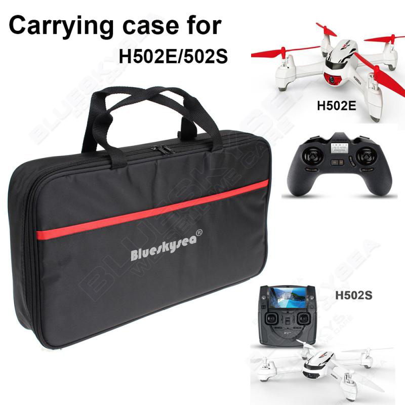 Blueskysea Carrying Bag Case Organizer For Hubsan X4 Desire H502S H502E font b Drone b font