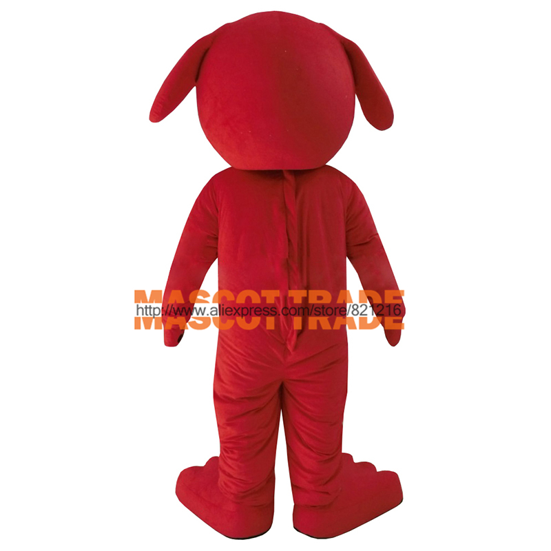 big red dog clifford mascot costumes for adults in mascot from novelty special use on aliexpresscom alibaba group - Clifford The Big Red Dog Halloween Costume