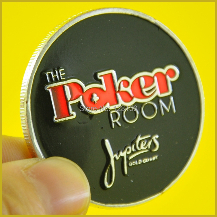 JZ-073 Diameter 40MM,Card Protector, Texas Holdem Accessories, The Poker Room