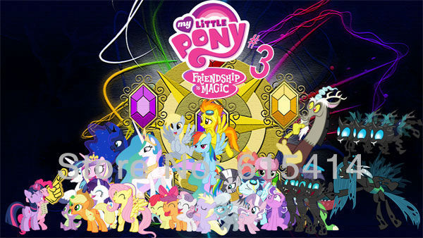 01 My Little Pony Friendship is Magic Cute Season 3 III 42