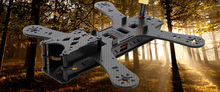 FPV mini racing drone GEPRC GEP210 quadcopter pure carbon fiber frame unassembled