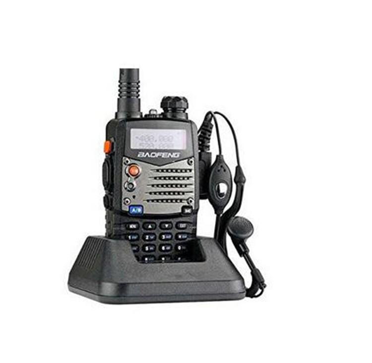 New walk talk Pofung Baofeng UV-5RA For Police Walkie Talkies Scanner Radio Vhf Uhf Dual Band Cb Ham Radio Transceiver 136-174 (1)