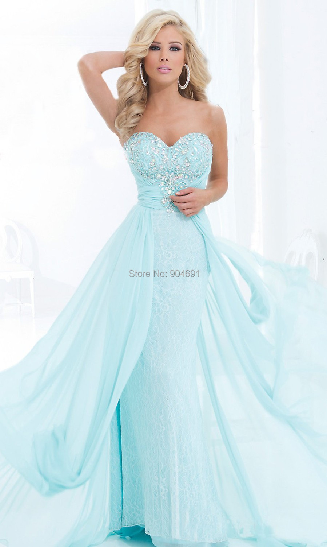 Baby Blue Prom Dress 2015_Prom Dresses_dressesss