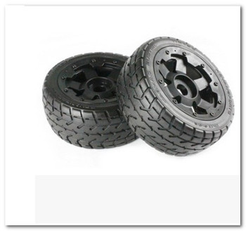 baja 5B off-road tires  the second generation wheel hub assembly front tires