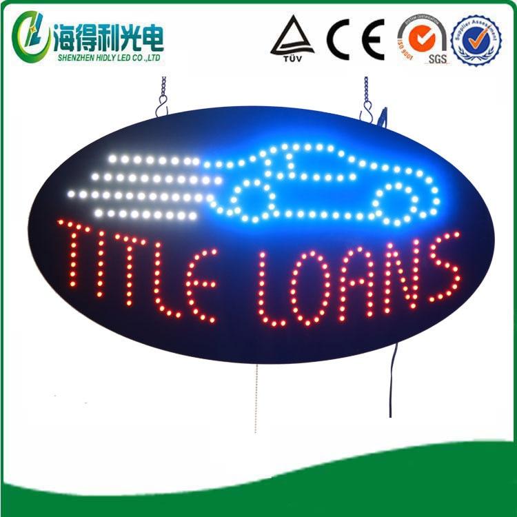 2014 special offer  hot sale  12*27 inch oval LED business shop sign/LED OPEN sign