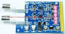 Free shipping AD9226 high speed 12bit AD dual channel AD module FPGA control FPGA program sensor цена и фото