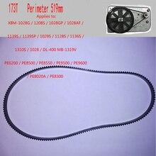 2 шт./лот хлебопечка конвейерные ленты 173 T периметр 519 мм хлебопечки Запчасти для кухонного оборудования