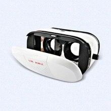 2017 Google cardboard VR BOX II 2.0 Version Virtual Reality Polarized 3D Glasses VR Headset earphone 3D movie Glasses