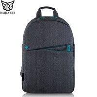 BAIJIAWEI New Men's Backpacks Laptop 15.6 Inch Notebook Computer Bag Casual Business Backpack College Students Bag Waterproof