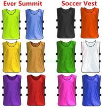 843f66f1 Ever Summit Soccer Unit Training Vest Soccer Jerseys Football Vest Group  Against Man Adult Kids Custom