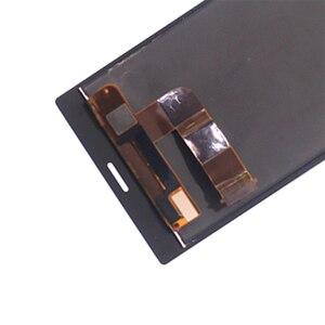 Image 4 - Yüksek kaliteli SONY X MINI çerçeveli lcd ekran digitizer için SONY için montaj Xperia X Kompakt F5321 ekran aksesuar yedek