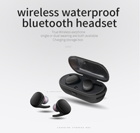Bluetooth Touch Control Hifi Earphone With Mic EB30 TWS Wireless Earbuds Stereo Microphone For Phone With