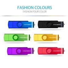 USB Flash Drive 2018 cle pen drive Smartphone Pendrive