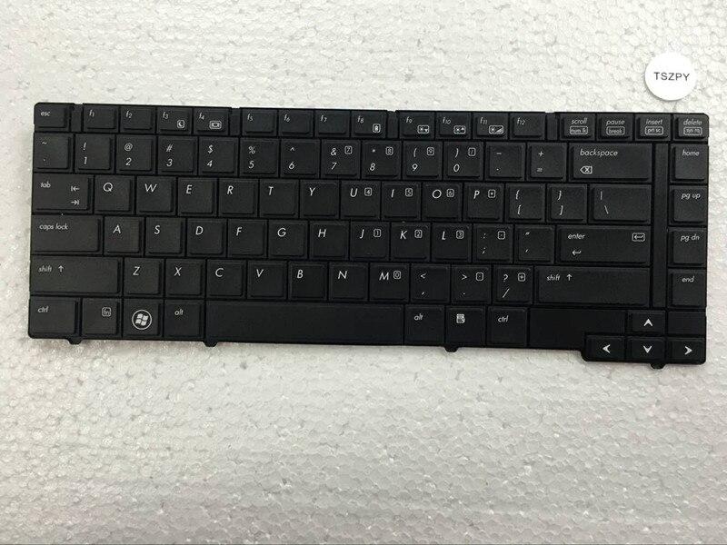 New us laptop Keyboard For HP 8440 8440W 8440P Engilsh Keyboard free shipping free shipping for 2d keyboard xd2056 yuntai control keyboard the two dimensional control keyboard