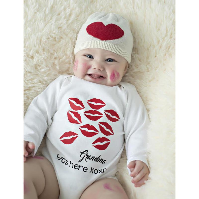 Cotton Cute Red Lips Print Newborn Infant Baby Boys Clothing Spring Long Sleeve Romper Jumpsuit Baby Rompers Clothes Outfits Set cotton newborn infant baby boys girls clothes rompers long sleeve cotton jumpsuit clothing baby boy outfits