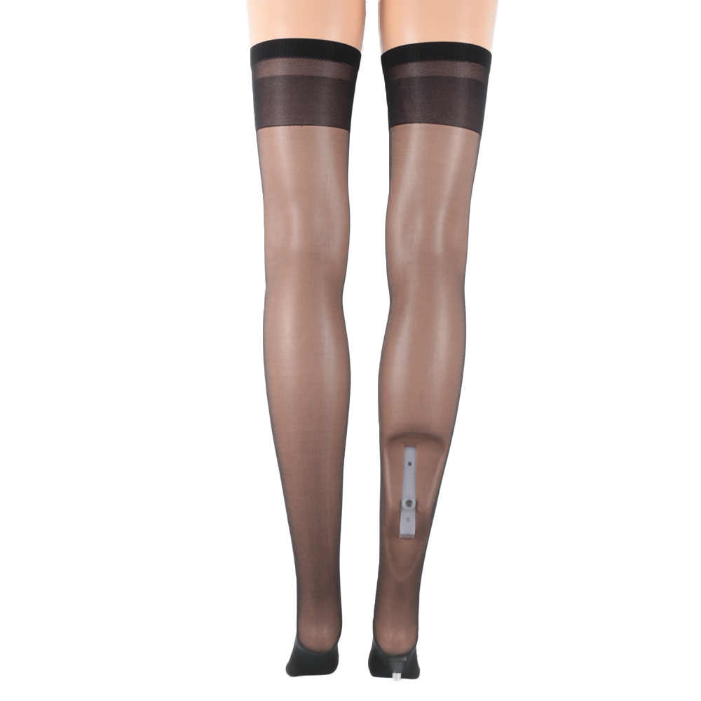 61267fedd42be Detail Feedback Questions about 1 Pair High Quality Women Girls Sexy Nylon  Solid Color Lace Top Stay Up Thigh Highs Tights Black Nude Coffee Stockings  on ...