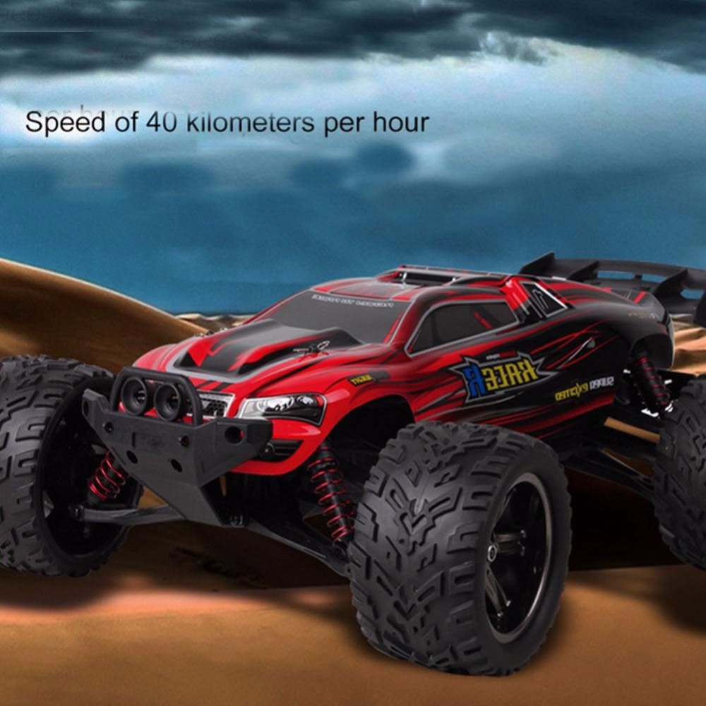 Free Shipping New High Speed 40KM/H off-Road RC Car 2.4G Racing Vehicles Radio Control Truck RC Buggy Cars Truck Toy люстра на штанге arte lamp camilla a6094pl 3ba