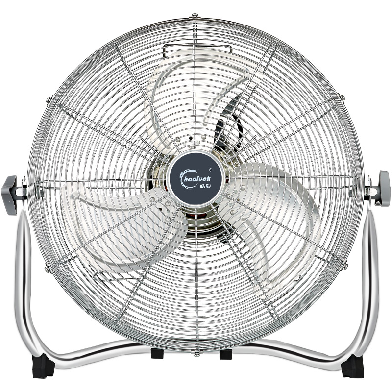 Strong Electric Fan Floor High Power Industry Desktop Home Commercial Fan Strong Fast Efficient