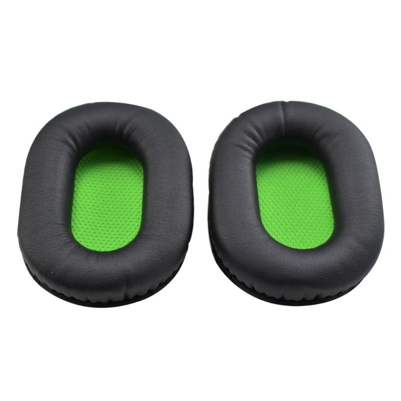 1 Pair Sponge Soft Foam Cushion Replacement Earphone Ear Pads Earpads for RAZER BlackShark Stereo Gaming Headphones Headset