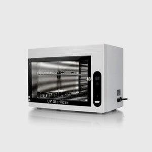 Image 2 - Двухслойный Электрический шкаф для УФ стерилизации, стерилизация, нержавеющая сталь, оборудование для дизайна ногтей, комплект безопасности, экономия электроэнергии