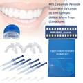 Genkent Profesional 10% Peróxido De Gel Blanqueador de Dientes para Blanquear los Dientes Kit Casero Blanco Azul de Luz Láser