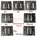 7pcs Precision cellphone motherboard repair PCB fixture Circuit board holder BGA-sik tin tool for iphone 4 5 5s 6 6s 6 6Splus