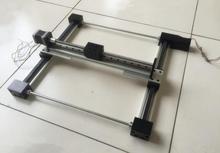 Новая сборка 3d moudle зубчатый ремень / механический / козловой / 2 D / 3 D / руководство слайд модуль / 42 шагового двигателя