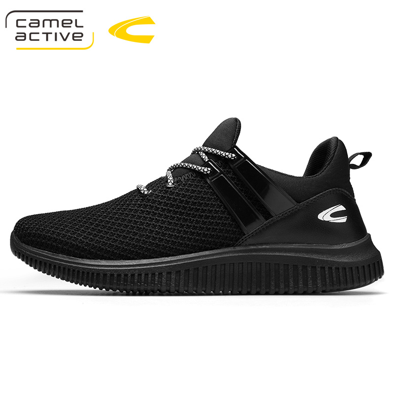 buy online 905bc 85d20 US $47.45 27% OFF|Camel Active Outdoor Men Shoes Comfortable Casual Shoes  Men Fashion Breathable Flats For Men Sneakers zapatillas zapatos hombre-in  ...