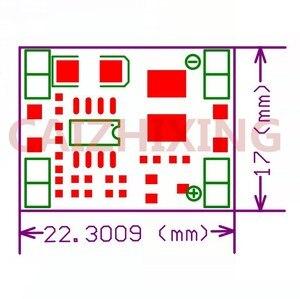 Image 5 - AEAK 100 pièces Ultra petite taille DC DC abaisseur Module dalimentation 3A réglable Buck convertisseur pour Arduino remplacer LM2596