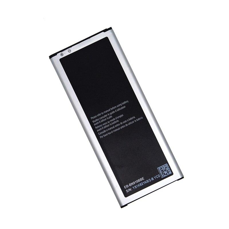 EB-BN910BBE EB-BN910BBK Bateria Replacment para Samsung Galaxy Nota 4 NOTE4 SM-N910G N910 N910A Acumulador Baterias Internas
