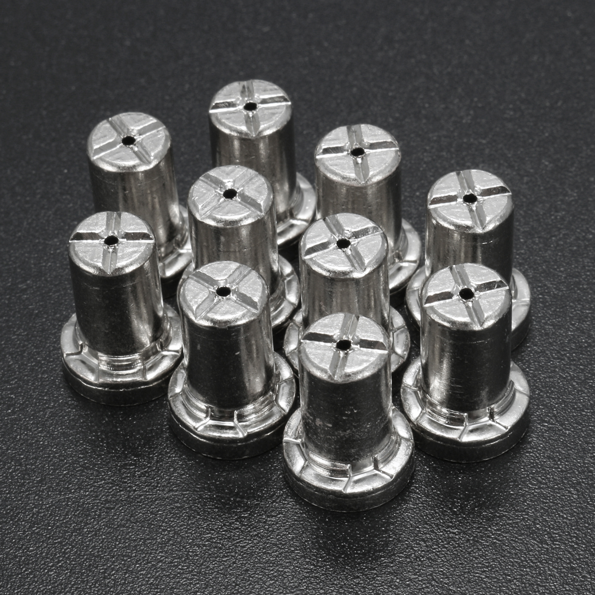 Image 3 - 30 Pcs LG 40 PT 31 Plasma Cutter Cutting Torch Consumables Accessories Extended Nickel plated Tips Nozzle Electrodes Shield Cup-in Welding Nozzles from Tools