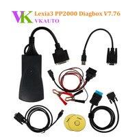 2016 Best Lexia 3 Lexia3 V48 PP2000 V25 Full Chip Diagnostic Tool With Diagbox V7 76