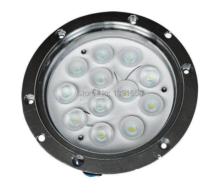 Hohe Qualität 304 edelstahl IP68 36 Watt Multi Color Schwimmbad Licht, weiß Unterwasser led licht RGB Pool Lampe 4 teile/los - 4