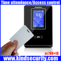 Good quality SC700 touch screen RFID standalone time attendance and door access control