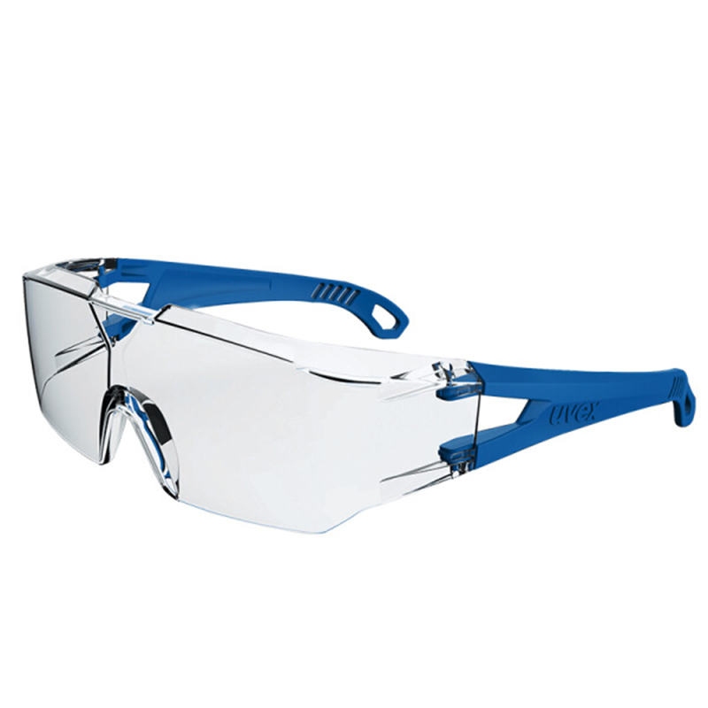 UVEX Protective Glasses Anti-fog, Anti-scratch And Anti-shock Safety Goggles Anti-splash And Dustproof Riding Working Eyeglasses