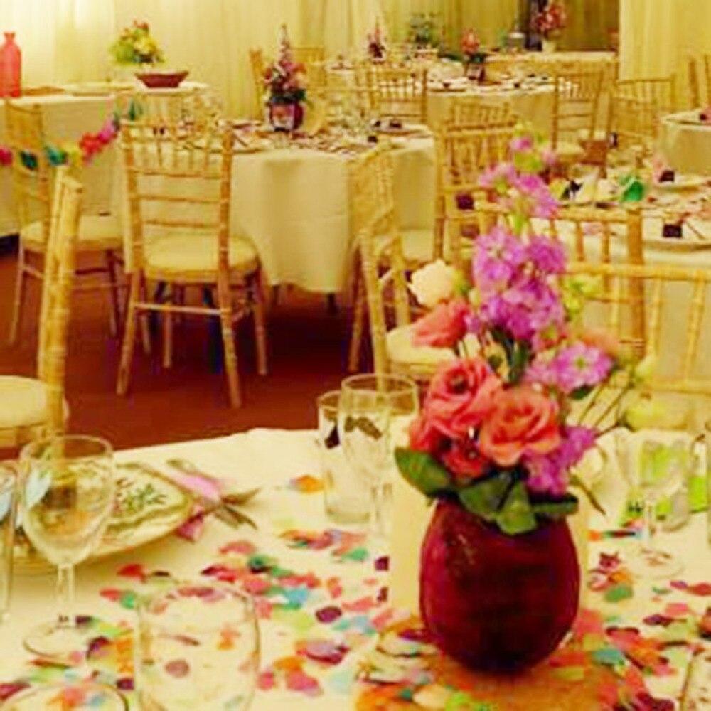 14mm Peach Heart Wedding Birthday Party Supplies Wedding Decorations