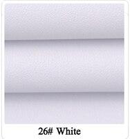 高品質マイクロ羊パターン26 #グレーホワイトpuレザー生地で少し弾