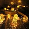 5m 20leds LED Ball string lamps wedding garden pendant garland Timbo lamp 110V/220V LED Christmas tree lights