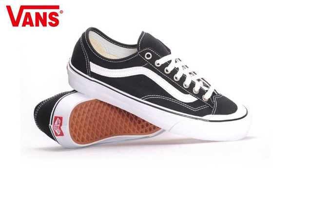 2fb62360ab VANS Style 36 Decon SF Classic Men and Womens Sneakers canvas shoes ...