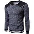 2017 Casuais Mens Hip Hop Patchwork Hoodies Camisa de Suor Dos Homens Homens Da Moda Inverno do Velo Masculino Streetwear Bape Hoodie Treino M-XXL