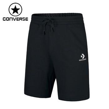 Original New Arrival  Converse Star Chevron Emb Short Men's Shorts Sportswear