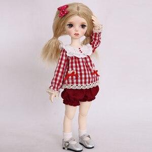 Image 5 - Dorothy aImd 3.0 BJD SD Dolls 1/6 Body Model Girl Boy Resin Figures Ball Joint Doll Lati Yosd Oueneifs